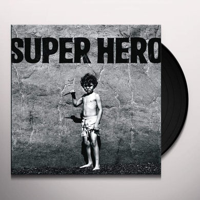 "Faith No More Super Hero 7"" (Black) (Vinyl)"