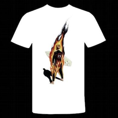 Nofx Surfer T-shirt (White)
