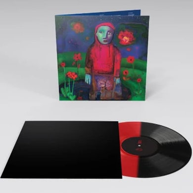 if i could make it go quiet LP (Red/Black) (Vinyl)