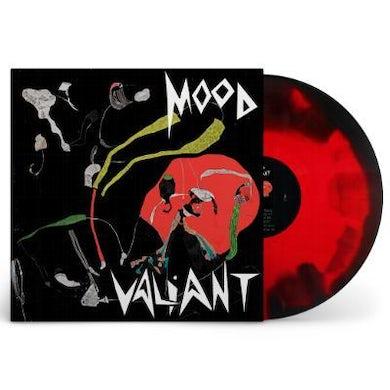 Hiatus Kaiyote Mood Valiant (Red in Black Inkspot Vinyl)