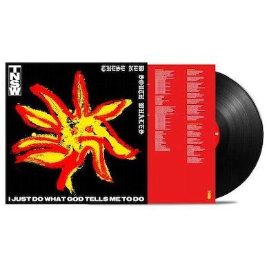 I Just Do What God Tells Me To Do LP (Black) (Vinyl)
