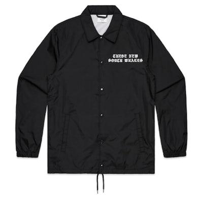 TNSW Swans Coach Jacket (Black)