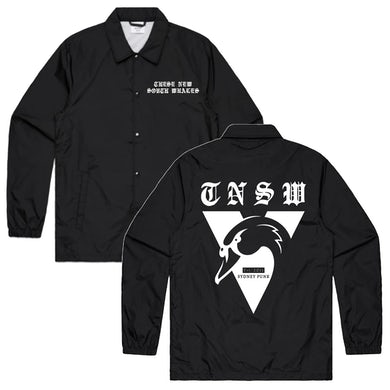 These New South Whales TNSW Swans Coach Jacket (Black)