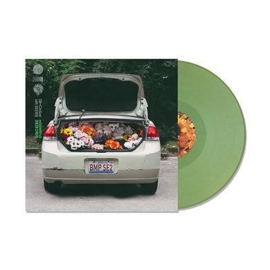 Sincere Engineer Bless My Psyche LP (Olive Green) (Vinyl)