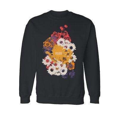 Flower Power Crewneck (Black)