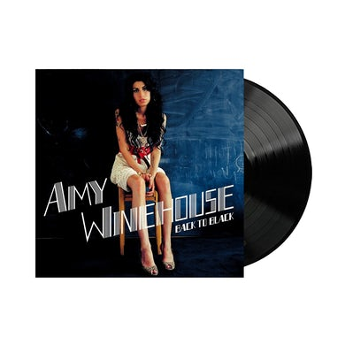 Amy Winehouse Back to Black LP (Black) (Vinyl)