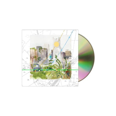 The Aints! Lost Cities CD