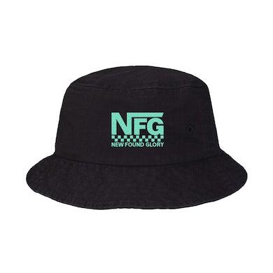 New Found Glory 2021 Summer Bucket Hat (Black)