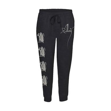 Sphynx Sweat Pants (Black)