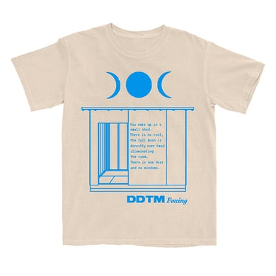 Foxing Chapter Tee