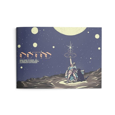 Foxing Draw Down The Moon Board Game
