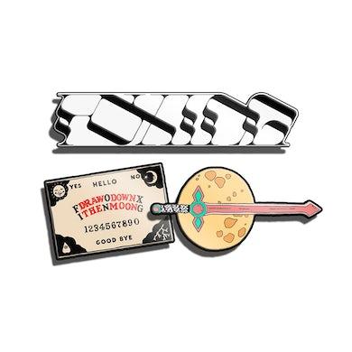 Foxing Pin Set
