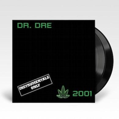 Dr Dre 2001 (Instrumentals Only) 2LP (Black) (Vinyl)