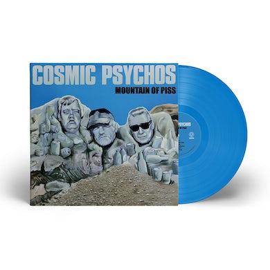 Mountain Of Piss LP (Blue) (Vinyl)