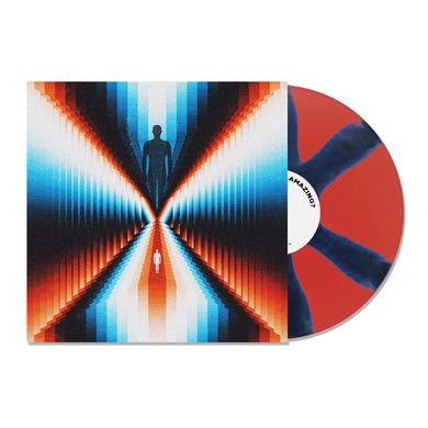Trash Boat Don't You Feel Amazing LP (Blue & Red Pinwheel) (Vinyl)