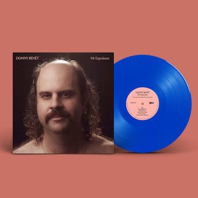 Donny Benet Mr Experience LP (Blue) (Vinyl)