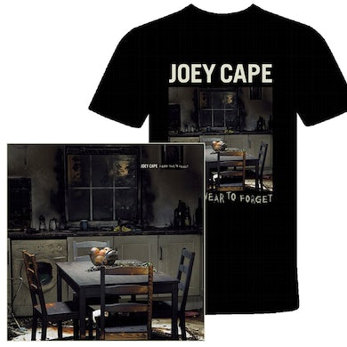 Joey Cape A Good Year to Forget LP (Colour) + T-Shirt