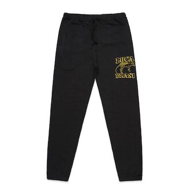 Tassie Tiger Track Pants (Black)