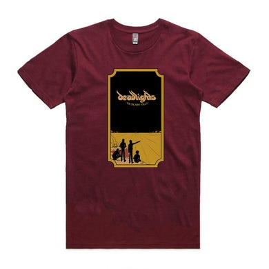Deadlights The Uncanny Valley T-shirt