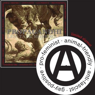 Less Talk, More Rock 25th Anniv. Reissue LP (Colour Vinyl) + Slipmat