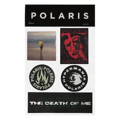 Polaris Sticker Pack (5 Stickers)