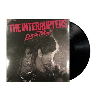 The Interrupters Live In Tokyo! LP (Black) (Vinyl)