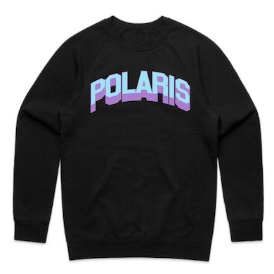 Polaris College Crewneck (Black)