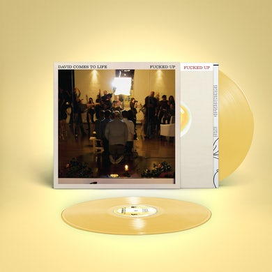 David Comes To Life 2LP (10yr Anniv. Edition - Light Bulb Yellow) (Vinyl)