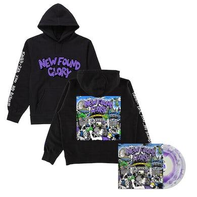 New Found Glory ...And Beyond!!! Swirl Hoodie Bundle