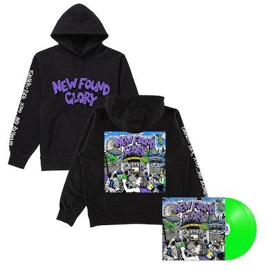 New Found Glory ...And Beyond!!! Neon Hoodie Bundle