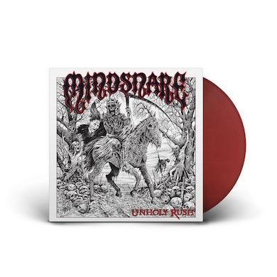 Unholy Rush LP (Red Vinyl)
