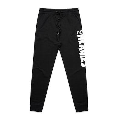 Logo Track Pants (Black)