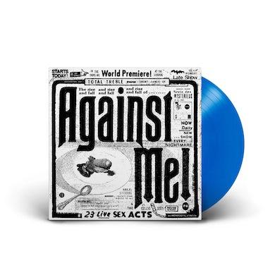 Against Me! 23 Live Sex Acts 3LP (Blue Vinyl)