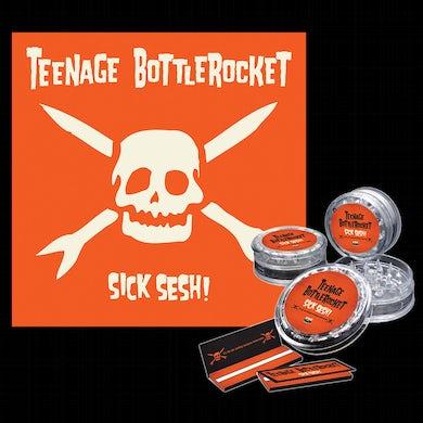 Sick Sesh LP (Black Vinyl) Bundle