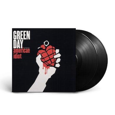 Green Day American Idiot 2LP (Black Vinyl)