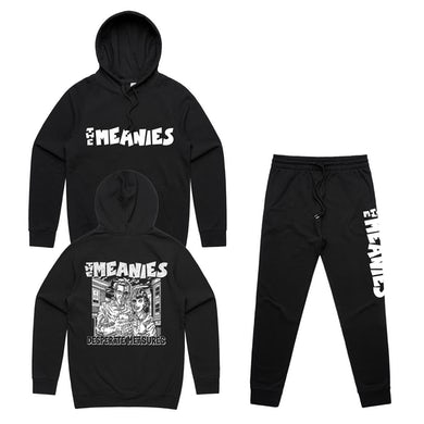 The Meanies Desperate Measures Track Suit