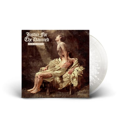 Pain Is Power LP (Clear w/ White Vinyl)