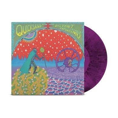 Distant Populations LP (Purple Cloudy) (Vinyl)