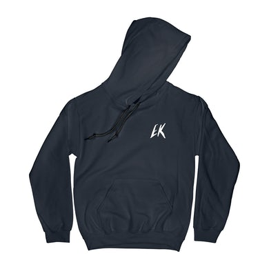 Ed Kuepper Exploding Universe Hoodie (Charcoal)