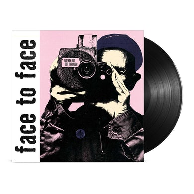 No Way Out But Through (Black Vinyl)