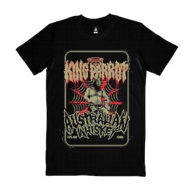 Spiders T-Shirt (Black)