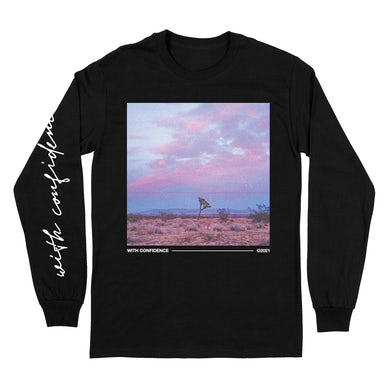 With Confidence Longsleeve (Black)