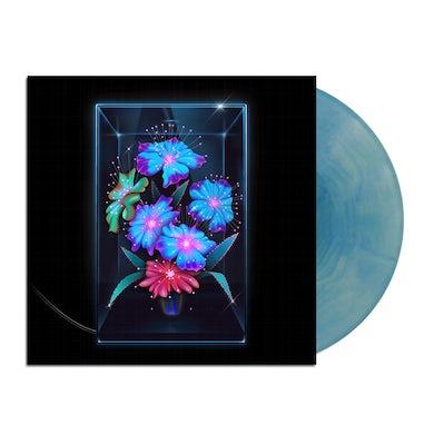 Una Rosa LP (Blue Seafoam Wave) (Vinyl)