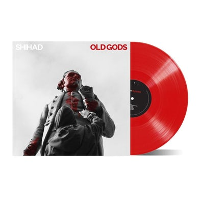 Shihad Old Gods LP (Red Vinyl)