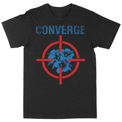 Converge Target Zero T-Shirt (Black)