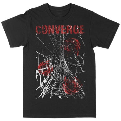 Converge Web Of Love T-Shirt (Black)
