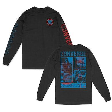 Converge Target Zero Longsleeve (Black)