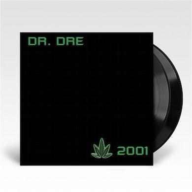 Dr Dre 2001 (Explicit 2LP) (Black) (Vinyl)