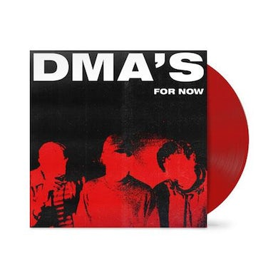 For Now LP (Red) (Vinyl)