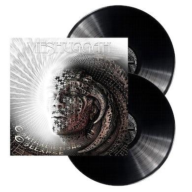 MESHUGGAH Contradictions Collapse 2LP (Black) (Vinyl)